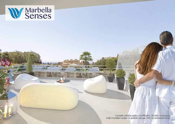 marbella senses terras