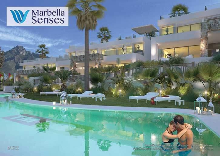 marbella senses zwembad