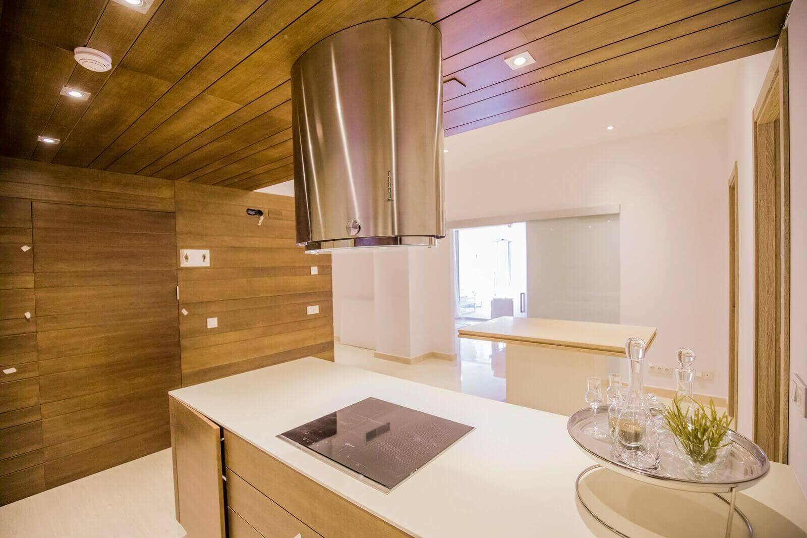 Keuken Nieuwbouw Open : Moderne nieuwbouw villa costa blanca noord spanje aanbod