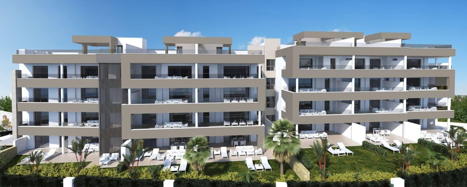 royal banus nueva andalucia taylor wimpey nieuwbouw te koop wandelafstand zee terrassen