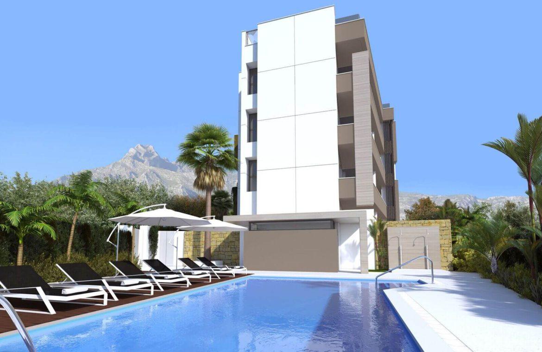 royal banus nueva andalucia taylor wimpey nieuwbouw te koop wandelafstand zee zwembad