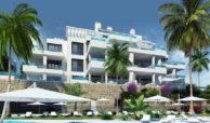 santa barbara heights mijas costa strand zeezicht resort concierge nieuwbouw te koop design