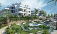 santa barbara heights mijas costa strand zeezicht resort concierge nieuwbouw te koop tuin