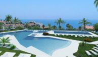 santa barbara heights mijas costa strand zeezicht resort concierge nieuwbouw te koop zeezicht
