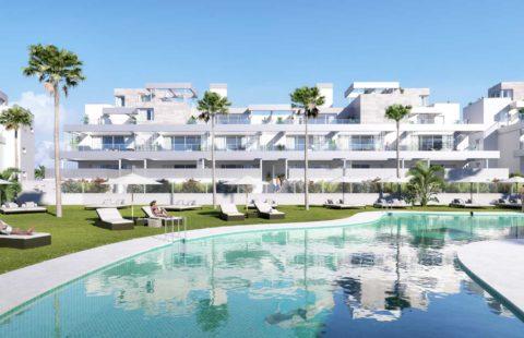 Senses Village: moderne appartementen op wandelafstand (Bel Air)