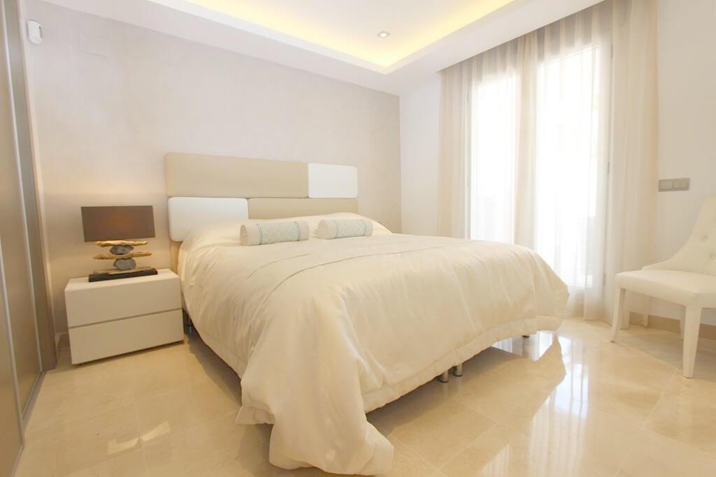 horizon beach zeezicht eerstelijns strand estepona nieuwbouw appartement te koop slaapkamer 3