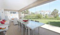 horizon beach zeezicht eerstelijns strand estepona nieuwbouw appartement te koop terras
