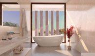 velvet cancelada villa te koop modern zeezicht nieuwbouw estepona new golden mile marbella badkamer