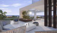 velvet cancelada villa te koop modern zeezicht nieuwbouw estepona new golden mile marbella buitenkeuken