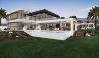 velvet cancelada villa te koop modern zeezicht nieuwbouw estepona new golden mile marbella luxe
