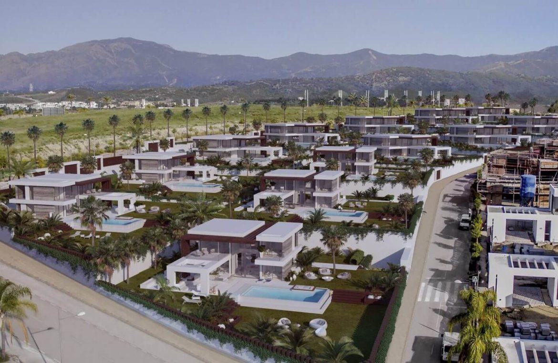 velvet cancelada villa te koop modern zeezicht nieuwbouw estepona new golden mile marbella masterplan