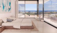 velvet cancelada villa te koop modern zeezicht nieuwbouw estepona new golden mile marbella slaapkamer