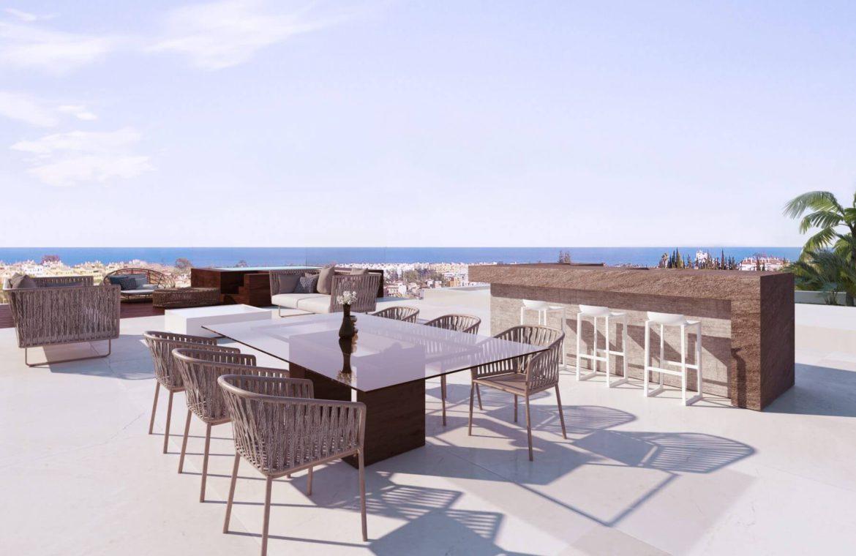 velvet cancelada villa te koop modern zeezicht nieuwbouw estepona new golden mile marbella solarium