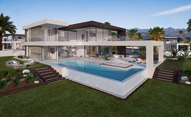 velvet villa te koop modern nieuwbouw cancelada estepona new golden mile marbella