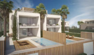 blue sky villas sky high villa riviera del sol nieuwbouw luxe te koop design