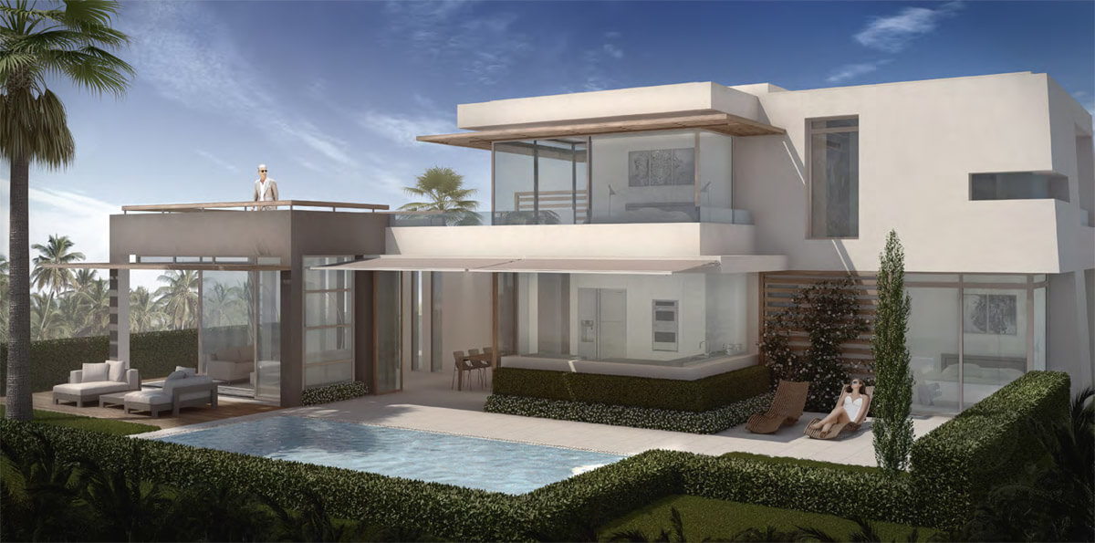 blue sky villas sky plus villa riviera del sol nieuwbouw luxe te koop design