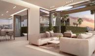 blue sky villas sky plus villa riviera del sol nieuwbouw luxe te koop living
