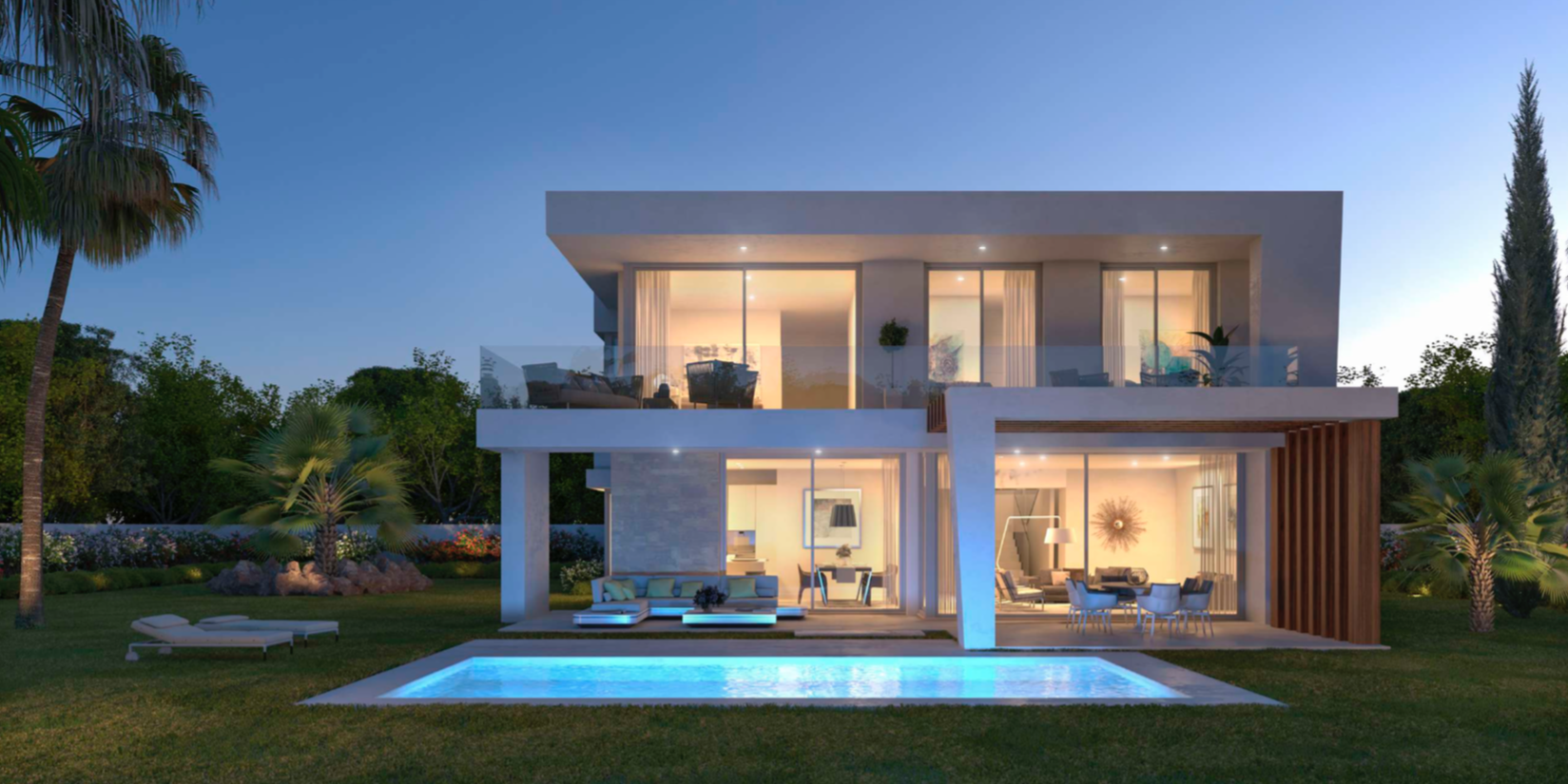 icon marbella the residences design villa te koop