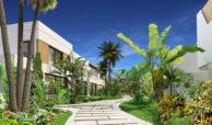 marein village nvoga geschakelde woning te koop townhouse nueva andalucia nieuwbouw puerto banus complex