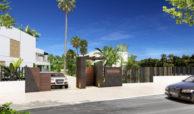 marein village nvoga geschakelde woning te koop townhouse nueva andalucia nieuwbouw puerto banus poort