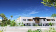 marein village nvoga geschakelde woning te koop townhouse nueva andalucia nieuwbouw puerto banus project