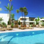 marein village nvoga geschakelde woning te koop townhouse nueva andalucia nieuwbouw puerto banus zwembad