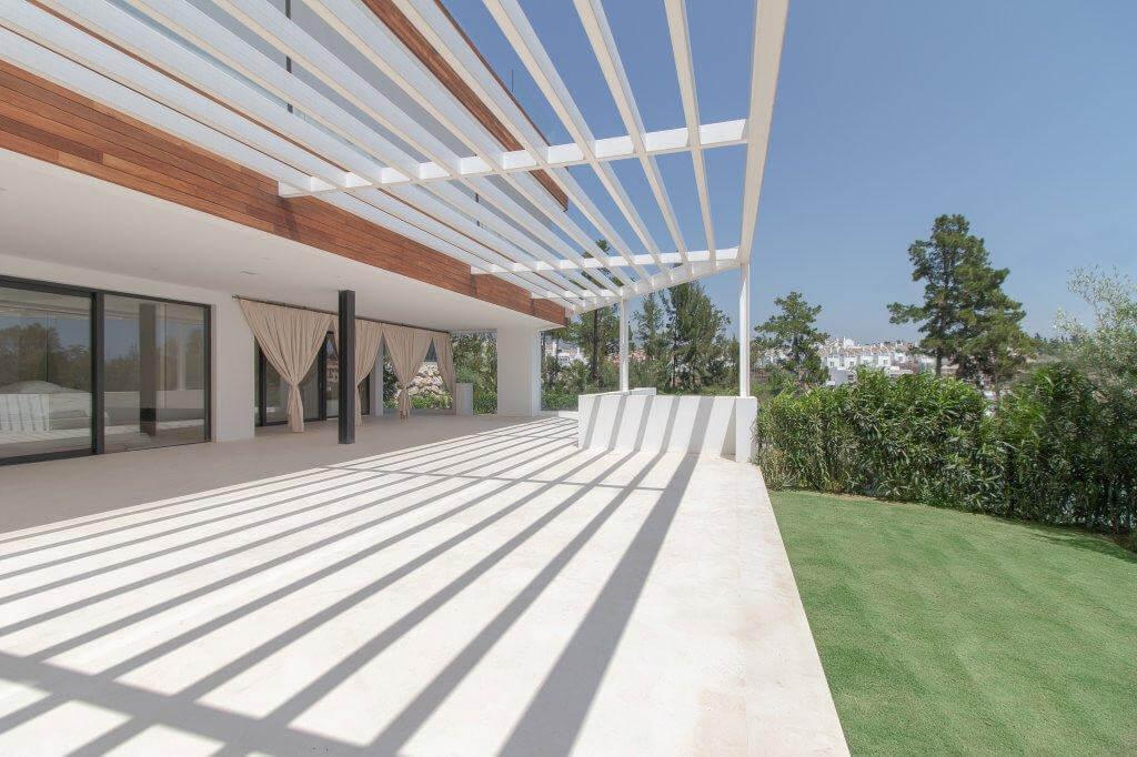 senorio de vasari marbella golden mile exclusief appartement penthouse kopen nieuwbouw modern design gelijkvloers