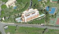 senorio de vasari marbella golden mile exclusief appartement penthouse kopen nieuwbouw modern design ligging