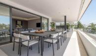 senorio de vasari marbella golden mile exclusief appartement penthouse kopen nieuwbouw modern design overdekt terras