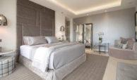 senorio de vasari marbella golden mile exclusief appartement penthouse kopen nieuwbouw modern design slaapkamer
