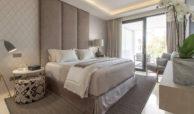 senorio de vasari marbella golden mile exclusief appartement penthouse kopen nieuwbouw modern design slaapkamers