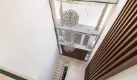 senorio de vasari marbella golden mile exclusief appartement penthouse kopen nieuwbouw modern design traphal