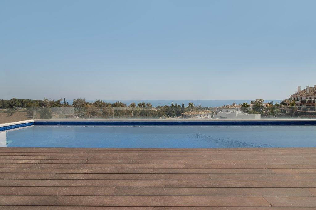 senorio de vasari marbella golden mile exclusief appartement penthouse kopen nieuwbouw modern design zeezicht
