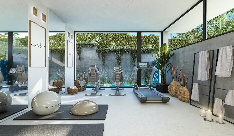 the sanctuary villas el campanario new golden mile estepona nieuwbouw te koop vrijstaand huis gym