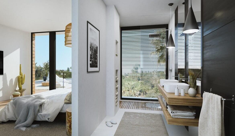 the sanctuary villas el campanario new golden mile estepona nieuwbouw te koop vrijstaand huis master ensuite
