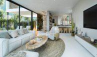 the sanctuary villas el campanario new golden mile estepona nieuwbouw te koop vrijstaand huis open keuken