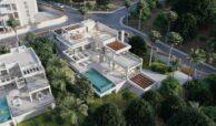 the view marbella costa del sol spanje vamoz nieuwbouw villa project