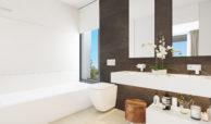 aqualina residences collection benahavis marbella costa del sol appartement penthouse te koop badkamer