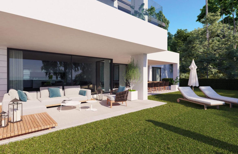 aqualina residences collection benahavis marbella costa del sol appartement penthouse te koop gelijkvloers