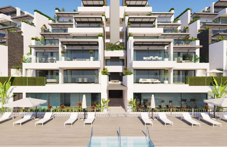 aqualina residences collection benahavis marbella costa del sol appartement penthouse te koop kleinschalig