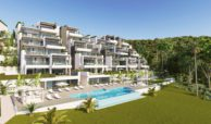 aqualina residences collection benahavis marbella costa del sol appartement penthouse te koop luxe complex