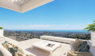 aqualina residences collection benahavis marbella costa del sol appartement penthouse te koop panoramische zichten