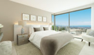 aqualina residences collection benahavis marbella costa del sol appartement penthouse te koop slaapkamer
