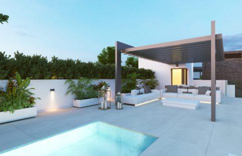 Aqualina: luxueuze penthouses met panoramische zeezichten (Benahavis)