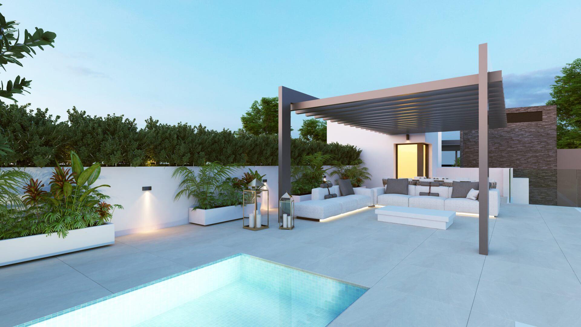 aqualina residences collection benahavis marbella costa del sol appartement penthouse te koop solarium
