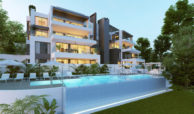 aqualina residences collection benahavis marbella costa del sol appartement penthouse te koop tuin