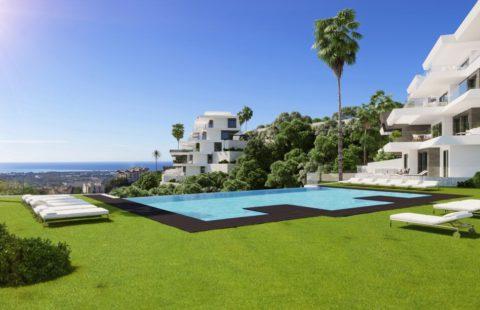 Byu Hills: exclusief luxe project met adembenemende zichten (Benahavis)