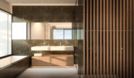 byu hills benahavis marbella luxe kleinschalig project appartement penthouse kopen zeezicht badkamer