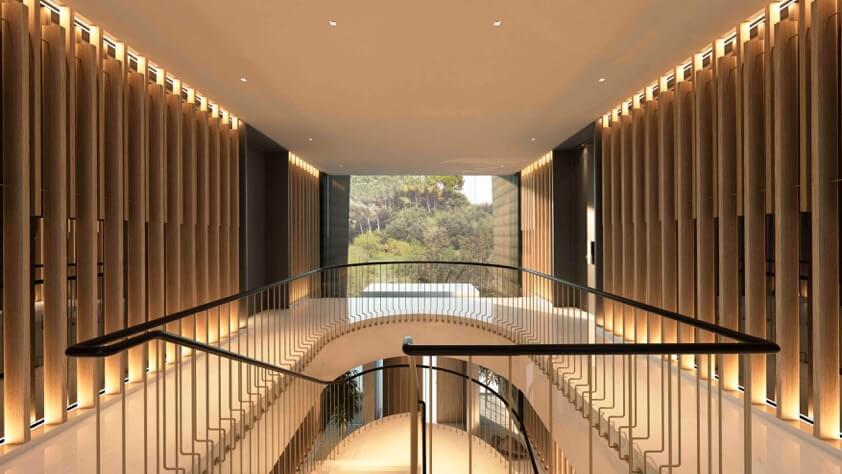 byu hills benahavis marbella luxe kleinschalig project appartement penthouse kopen zeezicht traphal