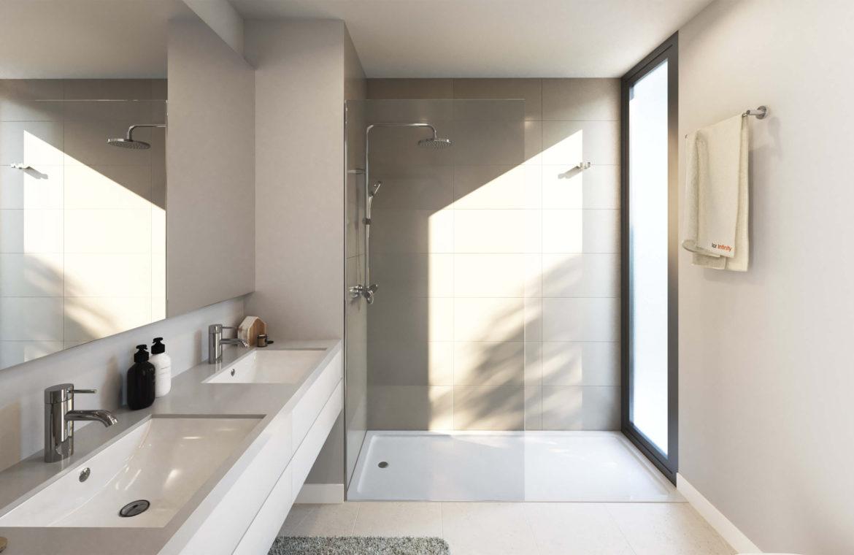 lar infinity la cala de mijas huis badkamer